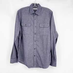 James Campbell Button Down Long Sleeve Soft